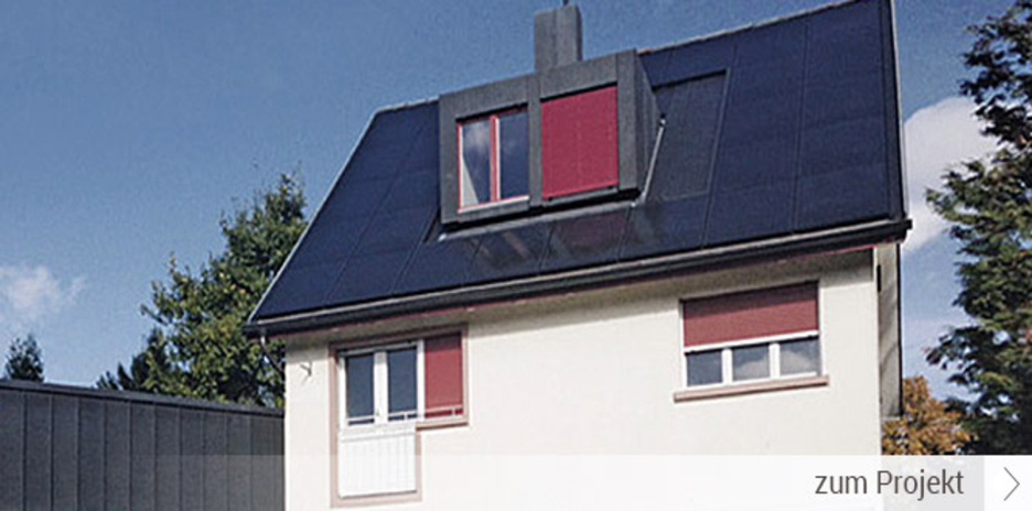 Private DachanlageBaselSchweiz4,8 kWp
