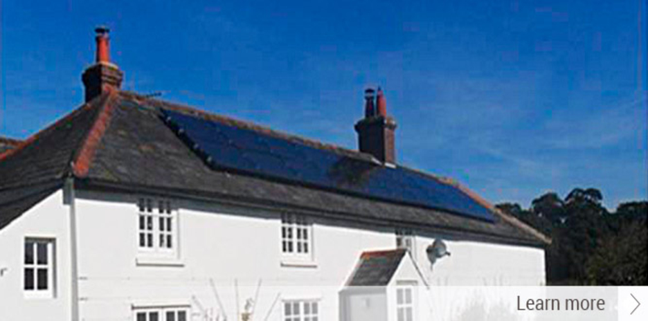 Residential RooftopBournemouthUnited Kingdom2.9 kWp