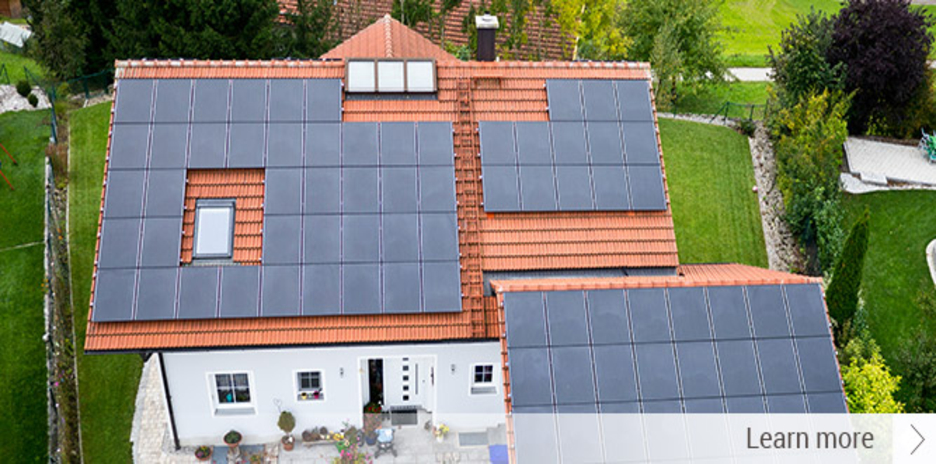 Residential RooftopErlbachGermany19 kWp
