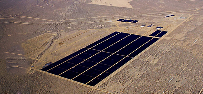"82.5 MW Catalina project awarded for ""Intersolar America Award 2015""Award honors outstanding performance of CIS technology with up to 8% higher yields than standard modules"